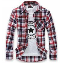 1ed7bc7e21816c7 Мужские молодежные рубашки купить онлайн в интернет магазине Nazya.com с  Таобао (Taobao) из Китая