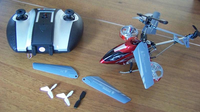 Ремонт детского вертолета своими руками 35
