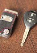 Интересный ключ-брелок место оригинального для владельцев Toyota