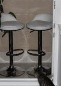 удобный барный стул