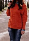 Чудееесный свитер-*