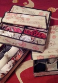 коробочки для нижнего белья