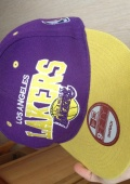 Кепка Los Angeles Lakers NBA - Mitchel & Ness