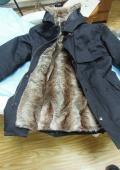 куртка теплая для зимы