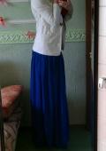 Длиннная юбка
