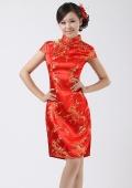 Красивое китайское платье!