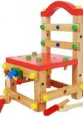 Детский конструктор-стульчик