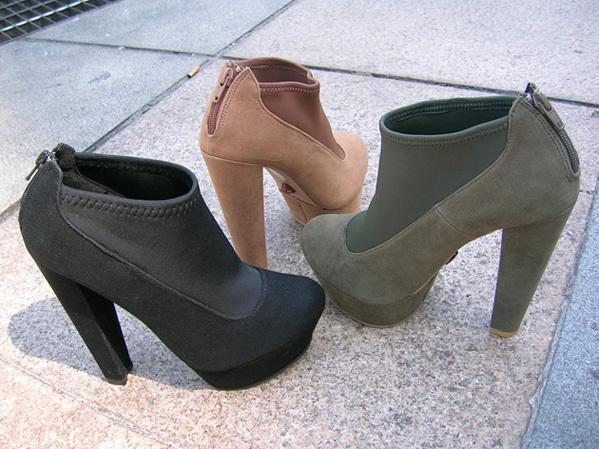 Обувь на высокой платформе PROMISE Promise. Хиты продаж. Поиск товаров по изображению