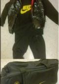 NIKE !!!! кофта.штаны.сумка и др.