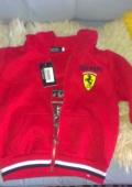 детский костюм Ferrari
