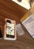 ABEE tape 01 ( чехол для IPhone 4S )