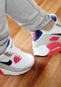 Часы Geneva и Кроссовки Nike