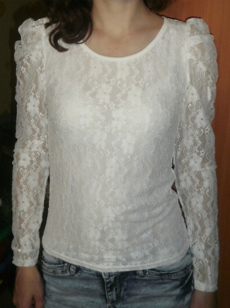Блузка к джинсам с доставкой