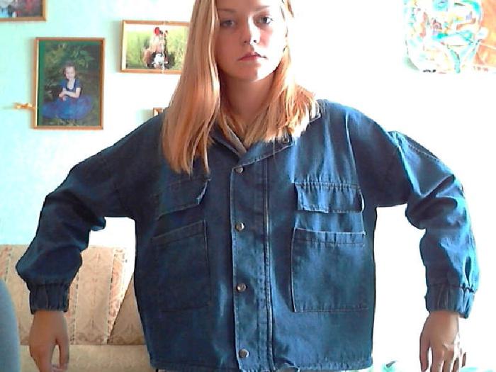 жилетка из куртки с чем носить фото