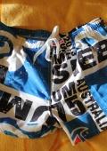 Мужские штаны 88 2012 au male beach pants quick-drying summer men's lounge pants colorful blue