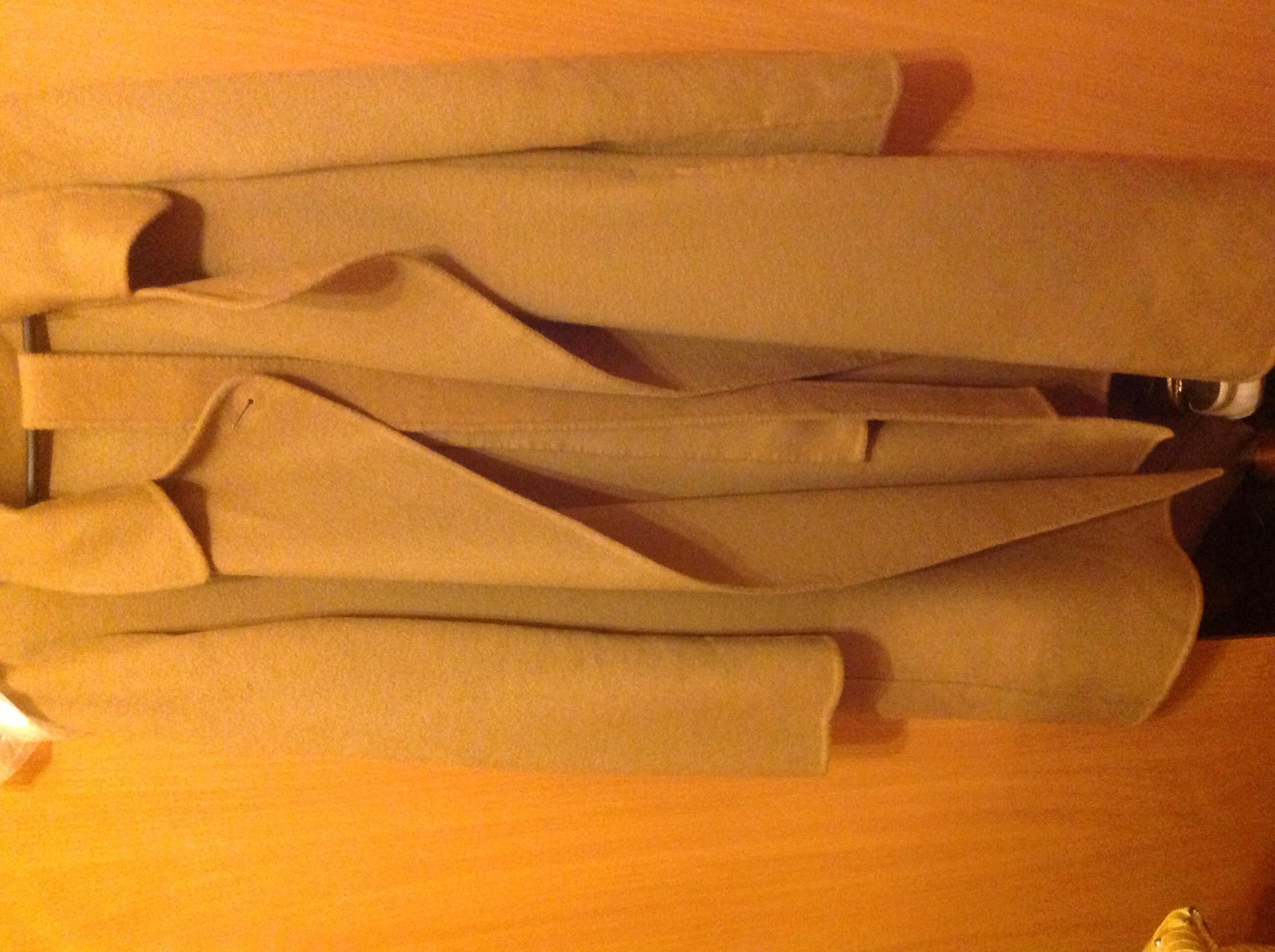 Как сшить пальто своими руками, выкройка (зимнее, осеннее) 13