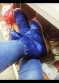 Женские кеды Velcro elevator shoes