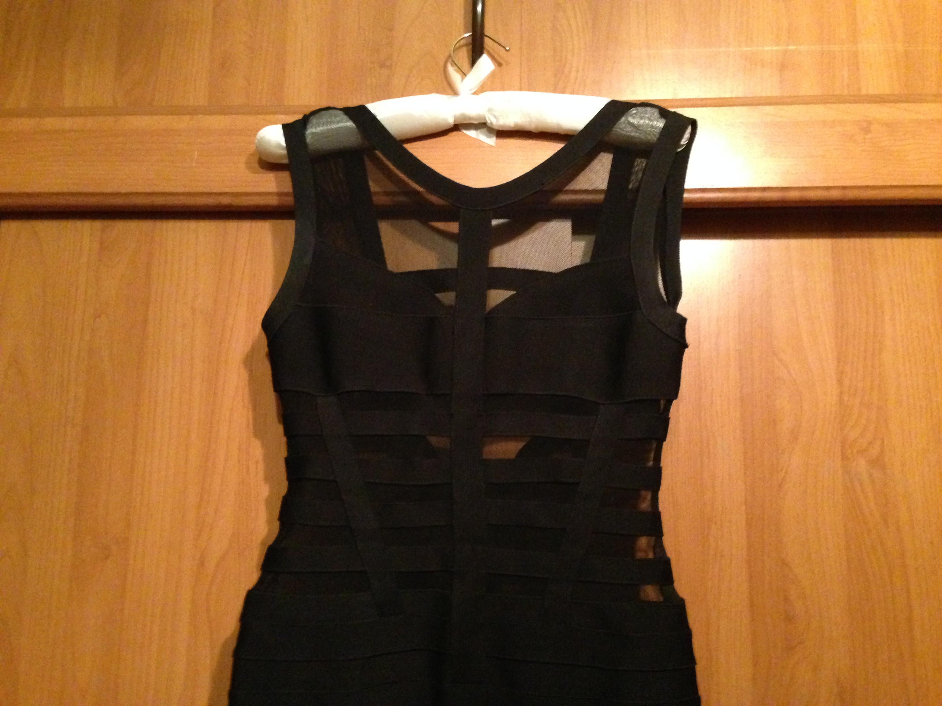 Копия платье herve leger