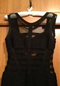 Платье удачной копии herve leger
