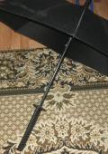 зонт меч самурая