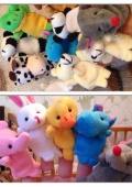 Детские плюшевые игрушки