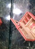 Шкатулка для хранения ювелирных изделий