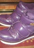 фиолетовые дутыши