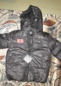 Пуховик для мальчиков Children's clothing winter
