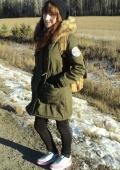 Женская утепленная куртка Chicago XI