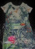 Платье, юбочка и футболка