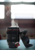 Кружка -объектив для фотолюбителей