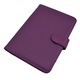 Чехол для электронной книги Purple-Free-shipping-PU-leather-cover-case-for-Pocketbook-611-613-ereader_