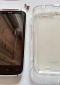 Чехол силиконовый для HTC Sensation XE
