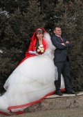 Самое восхитительное свадебное платье