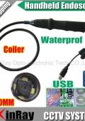 Камера наблюдения 6 LED Borescope Endoscope USB 2.0...