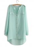 Легкая и удобная блузочка