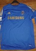Футбольная форма Челси 12 - 13 Синяя без нанесения фамилии