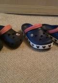 сабо детские crocs
