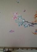 стикер на стену
