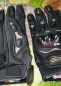 Перчатки для мотоциклистов Gloves CE