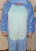 Пижама кигуруми + 2 сумки