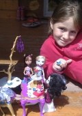 Школа куклы!