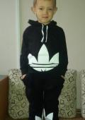 Костюм спортивный Adidas для мальчика