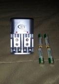 Аккумулятор 1.2V BTY 4 * 3000mah + AA/AAA BTY/802