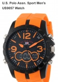 Наручные часы U.S. Polo Assn. Sport Men's US9057 Watch New