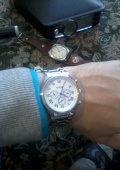 Часы наручные механические DOM.