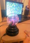 плазменный шарик