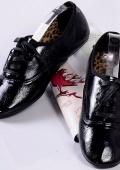 Балетки на шнурках