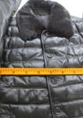 Одежда из кожи Nna n2014088 NNa2015 Зимняя кожаная куртка