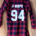 Shirt J-Hope BTS